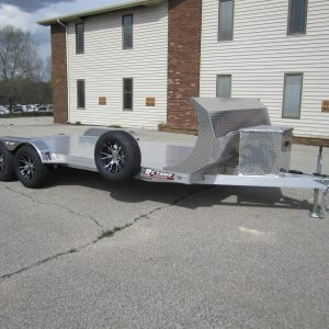 Octane Trailers Open Extended Car Hauler