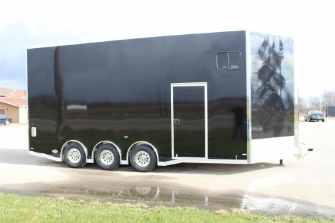 Get the Best Protection with an Enclosed Trailer