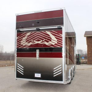 Stacker 26' Top Fuel Ultra Trailer