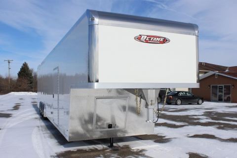 Gooseneck 48′ Top-Fuel Ultra Trailer