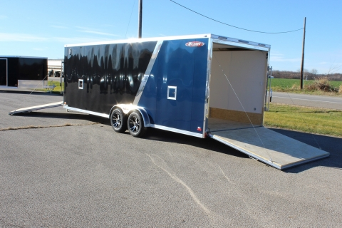 Snowmobile/ATV Trailers