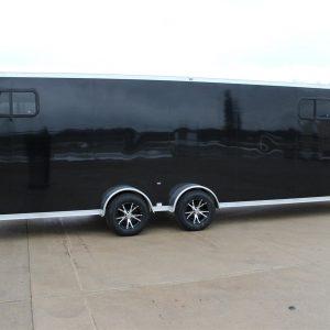 Octane Trailers Snowmobile / ATV Nitrous Trailers