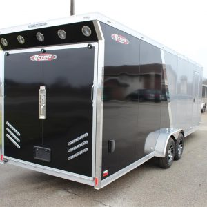 Snowmobile / ATV 7'x29' TopFuel Trailer