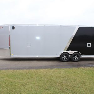Snowmobile / ATV 7'x29' TopFuel Trailer