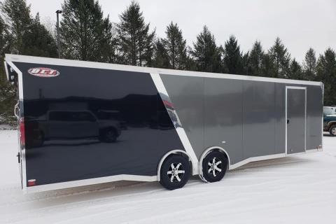 8.5′ X 28′ NITROUS CAR HAULER