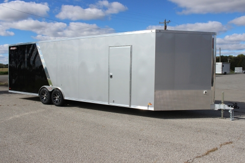 Combo 31′ Fuel Extreme Trailer