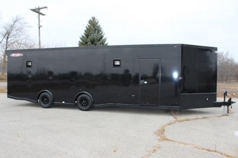 Combo 33′ Top Fuel Extreme Trailer