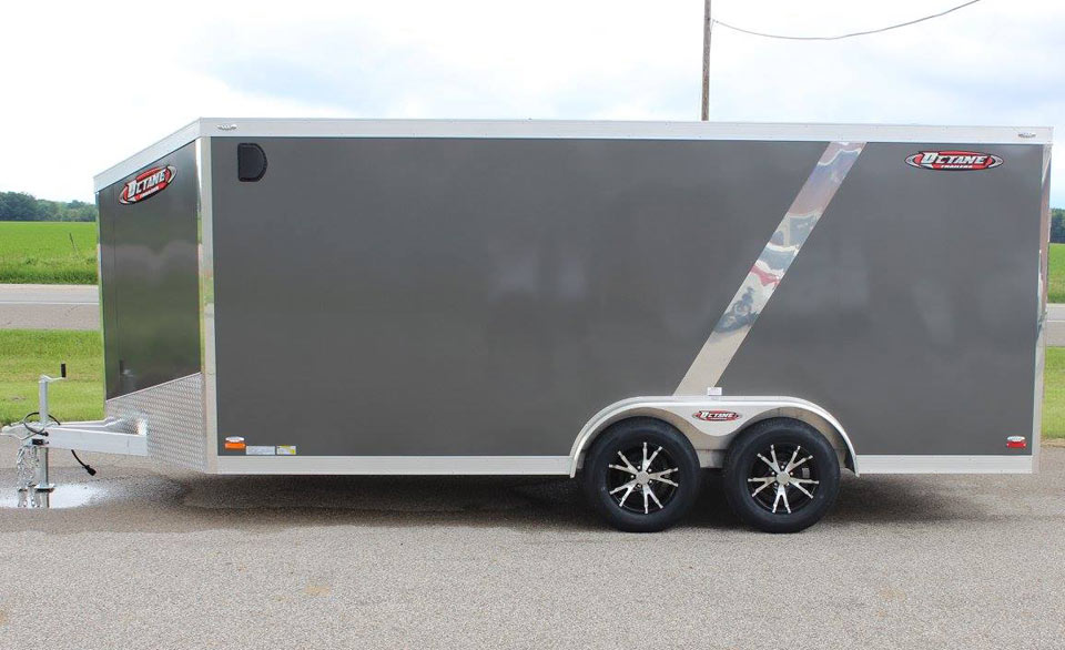Snowmobile / ATV Trailers