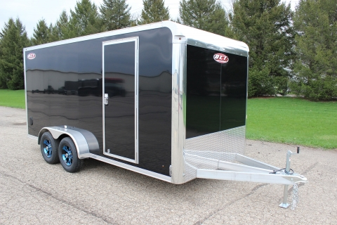 Motorcycle 16′ Top Fuel Trailer