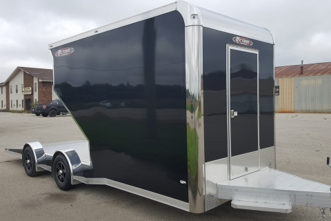 Open Race Trailers