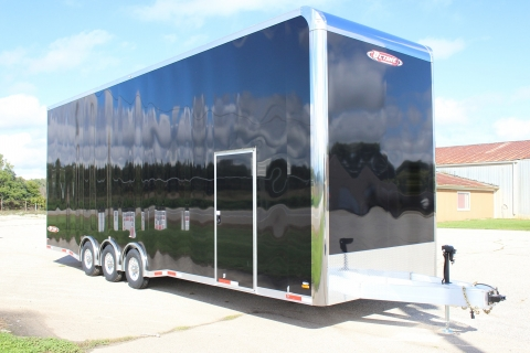 Stacker Nitrous Trailers