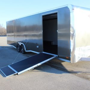 tag race top fuel trailer