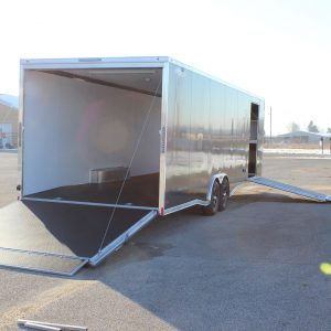 tag race top fuel trailer