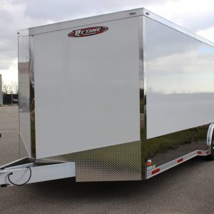 tag race top fuel 3' slanted-wedge trailer